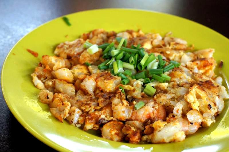 Bánh Cà Rốt Chiên Singapore