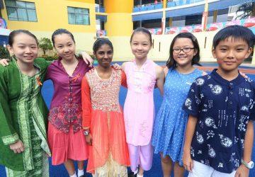 Các sắc tộc ở Singapore