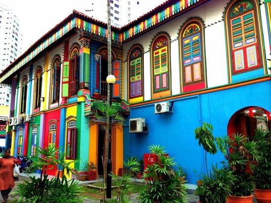 Khách sạn khu Tiểu Ấn (Little India)