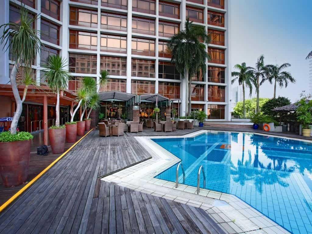 Khách sạn khu Bugis và Kampong Glam