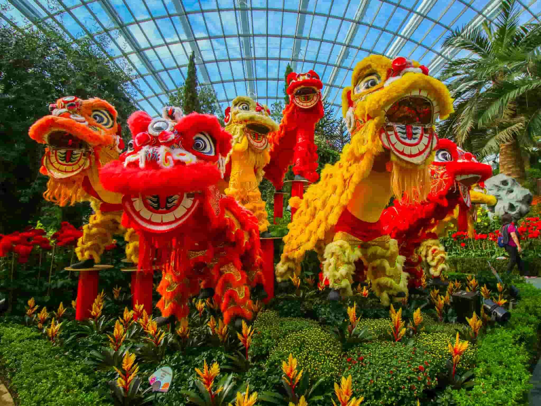 từ tháng 2 đếnDu lịch Singapore tháng 5 - Mùa của lễ hội