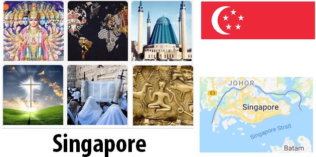 Tôn Giáo Singapore