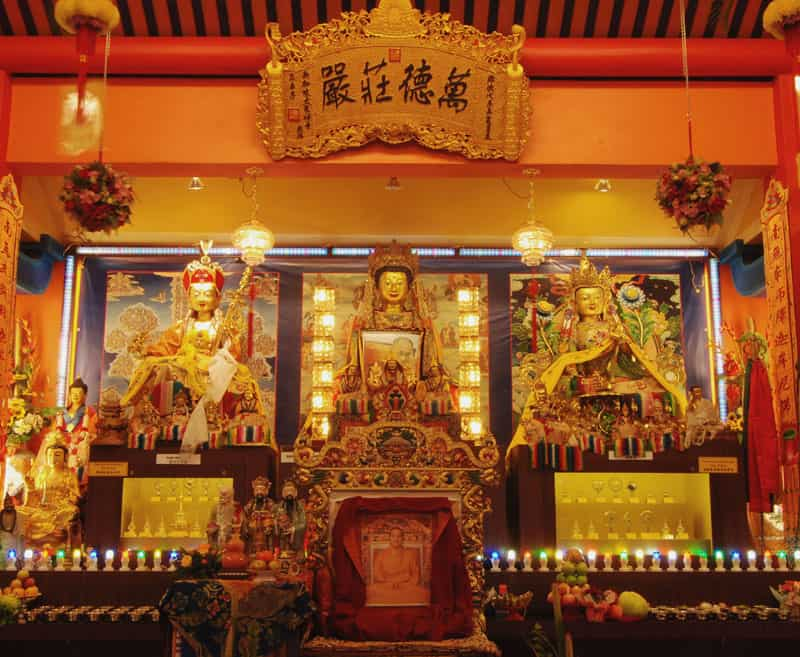 Chùa Thekchen Choling