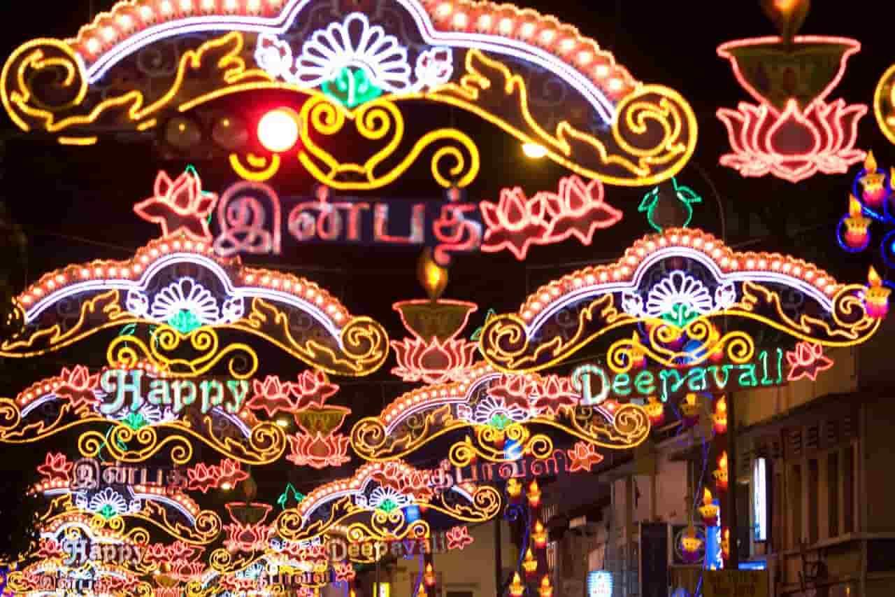 Lễ hội Deepavali - Lễ hội Ánh Sáng
