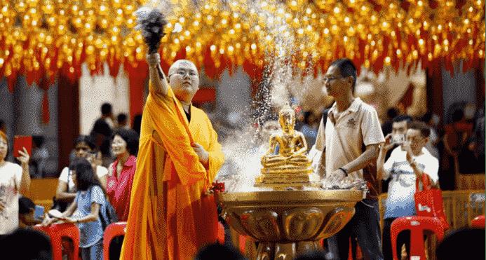 Lễ hội Phật Đản của Phật giáo